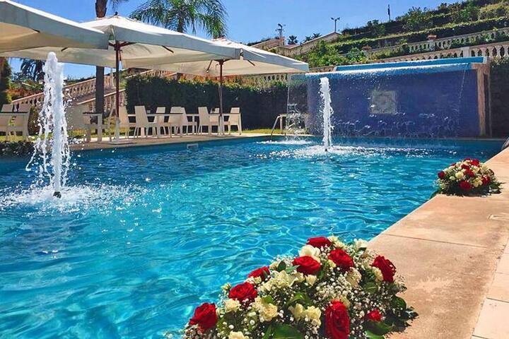 4 star holiday home in Santa Venerina