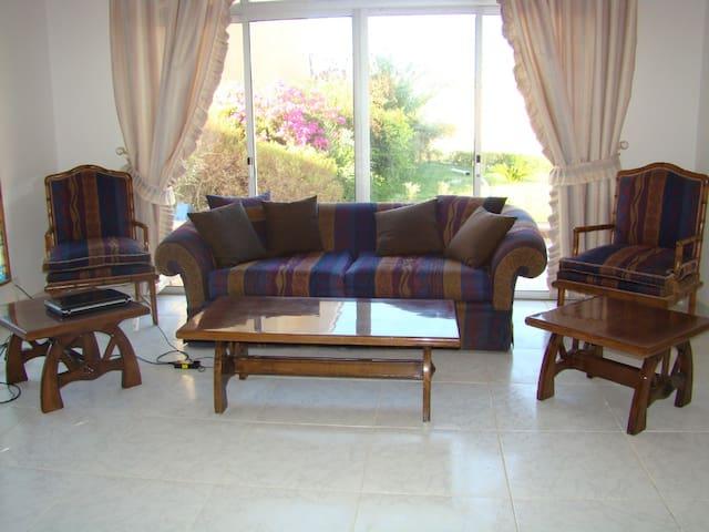 Lovely Private Beach Villa,Sea View - Hurghada - House