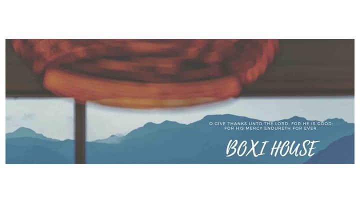 梨山Boxy-百合接待家庭