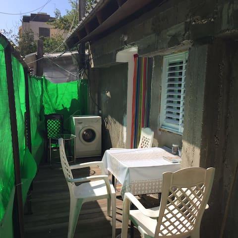 Cosy studio - Tel Aviv-Yafo - Hus