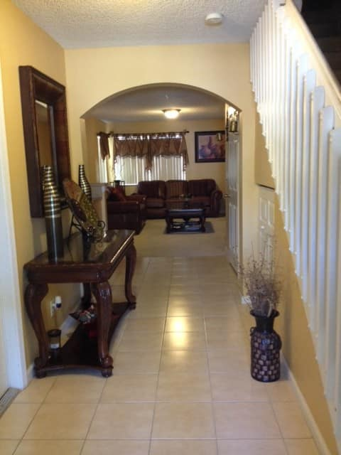 Townhouse in Gated community