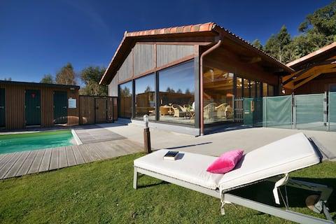 Las Casas de Ea: Preciosa Garaixe
