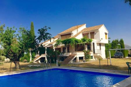 Villa Granada.amazing. private swimming pool - グラナダ