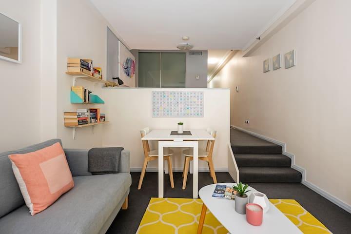 Modern Sydney CBD Apartment