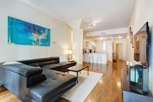 One Bedroom in Downtown Montreal