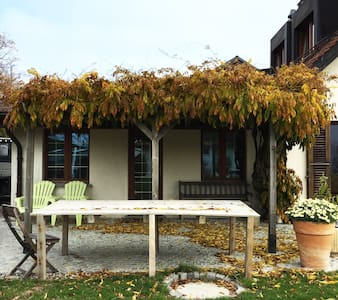 Charming studio in the North of Lausanne