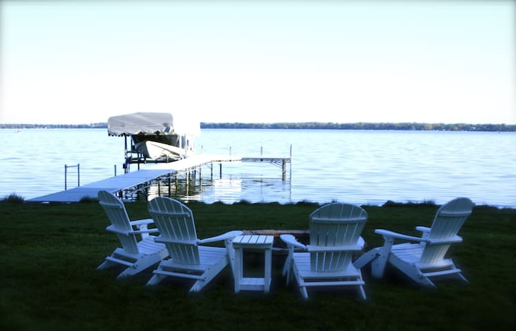 New Listing! 2 Bedroom Lakefront Cottage - McFarland - Cabin