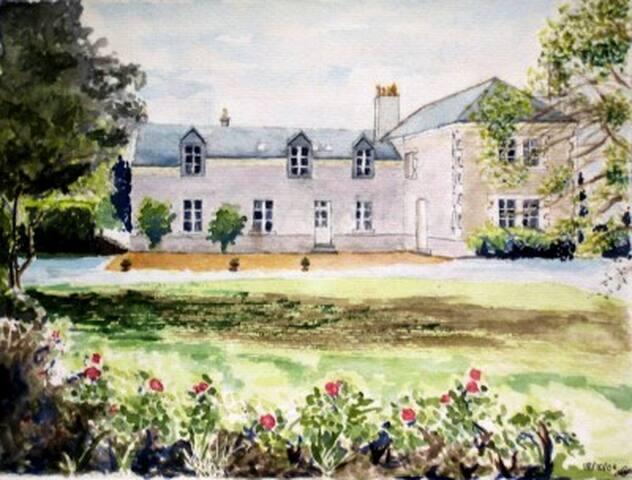 Grande maison familiale  campagne - Dolus-le-Sec - Casa