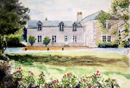 Grande maison familiale  campagne - Dolus-le-Sec