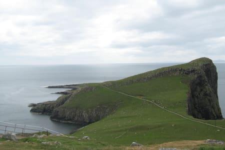 casa vista oceano atlantico - Ullinish - Rumah