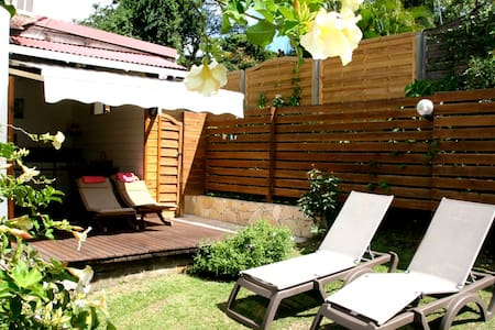 Studio 1 to 2 persons with garden  - Deshaies - Andet