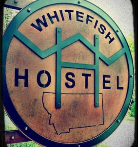 Cozy and Clean Hostel, Bed #2 - Whitefish - Dortoir