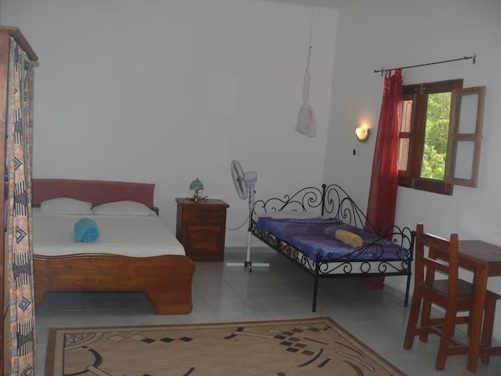 Chambre d'hôte villa en bord de mer