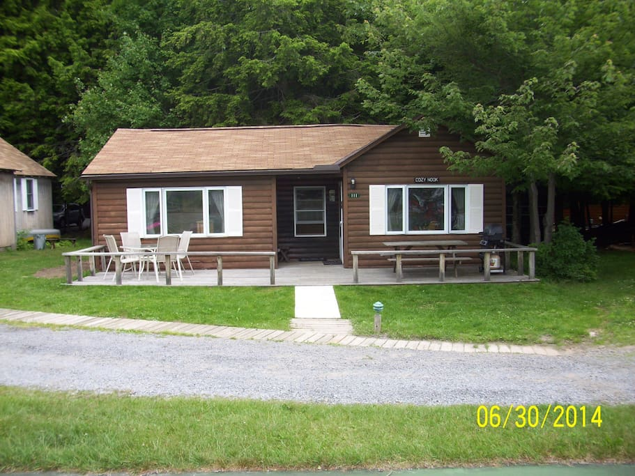 4th Lake Waterfront Cottage Houses For Rent In Old Forge
