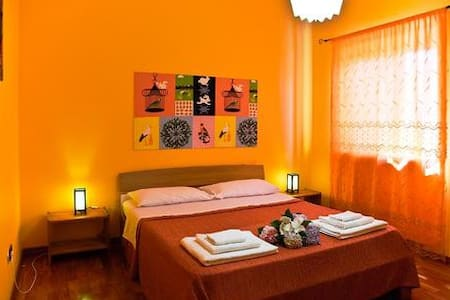 VILLA BLASIUS - Suite ORANGE FLOWER - Colle del Pino - Bed & Breakfast