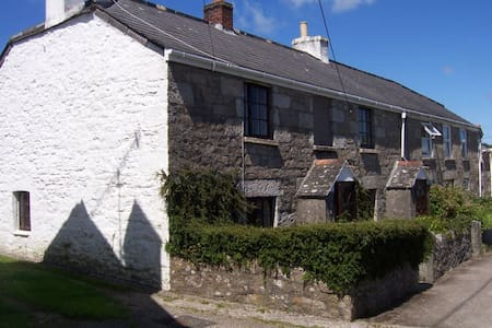 A 300 hundred year old Cornish cottage - Stithians - Hus
