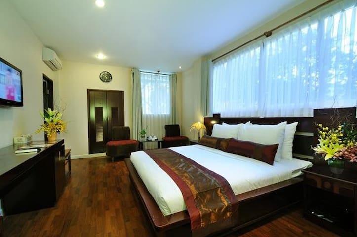 Junior Suite in the downtown - Ciudad de Ho Chi Minh - Bed & Breakfast