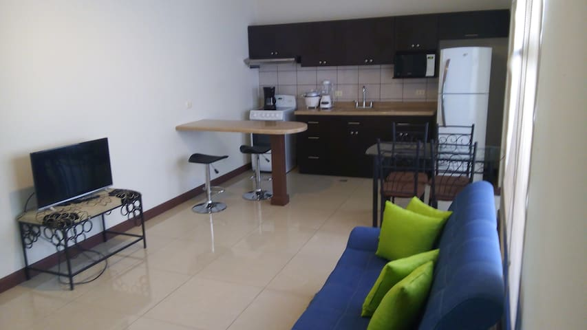 Apartamento San Pedro de Montes de Oca - Lejlighed