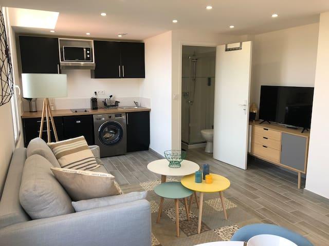 Magnifique Duplex au Calme à Nice