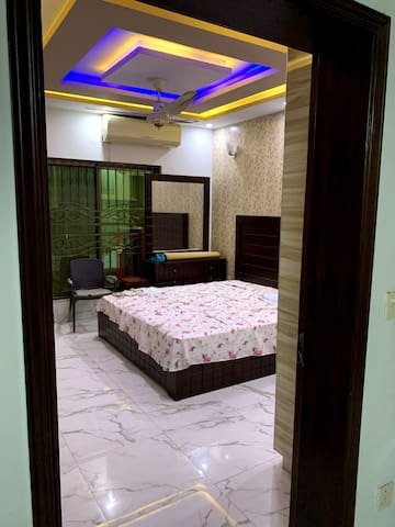 Newly built double story Home in DHA Rahber