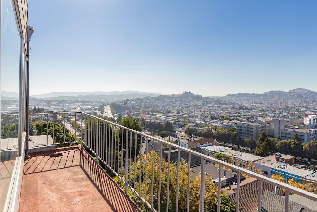 Gorgeous apt in potrero hill appartements louer san francisco californ - Appartement a louer san francisco ...