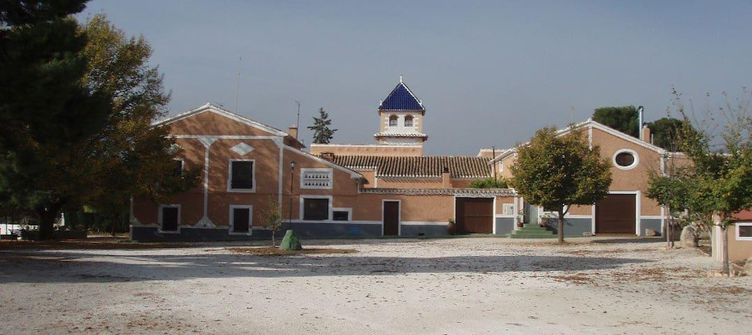 Casas Rurales en Murcia 10 personas
