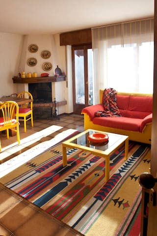 An apartment for serenity - Gallio