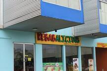Kebabalicious! Delicious turkish style kebabs!