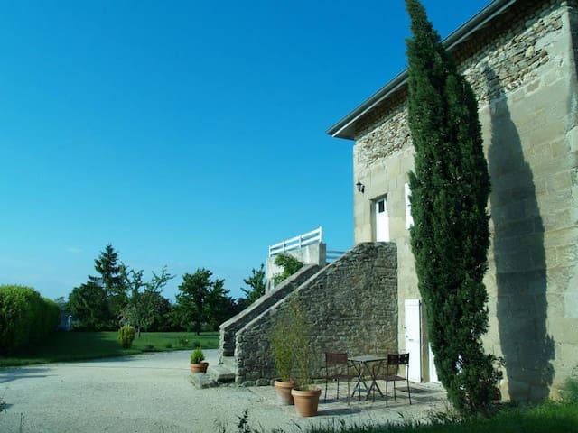 Chambre d'hôtes en Drôme - Alae - La Motte de Galaure - ที่พักพร้อมอาหารเช้า
