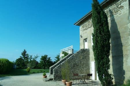 Chambre d'hôtes en Drôme - Alae - La Motte de Galaure - Bed & Breakfast