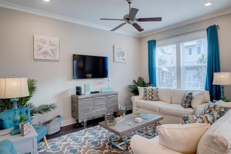 NEW Luxury Townhome Prominence 30A Free Golf Cart