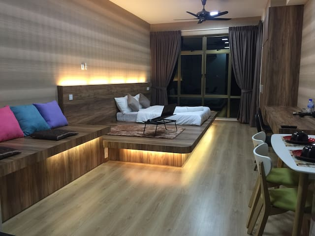【Unique】RentRadise Alfa Studio in Johor Bahru