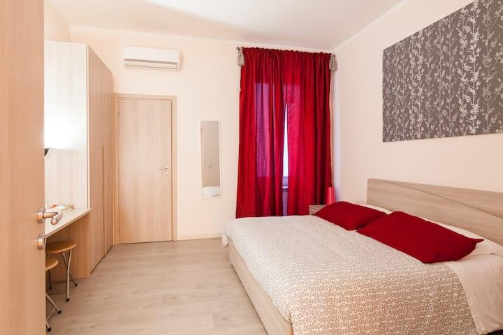 San Giovanni Rooms Roma : elegant double room