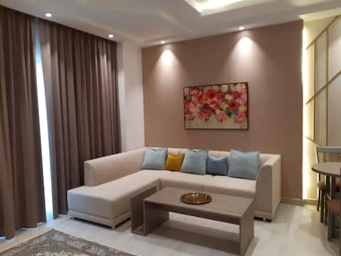 Luxurious One Bed room apartment for rent.