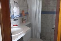 Suite 1 andar - WC
