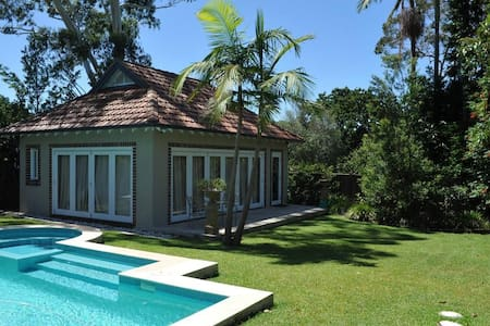 Self - Contained Cottage, Pool +Spa - Roseville - Guesthouse