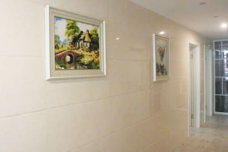 近瘦西湖5分钟,高品质低价位的家庭旅馆 - Yangzhou - Byt