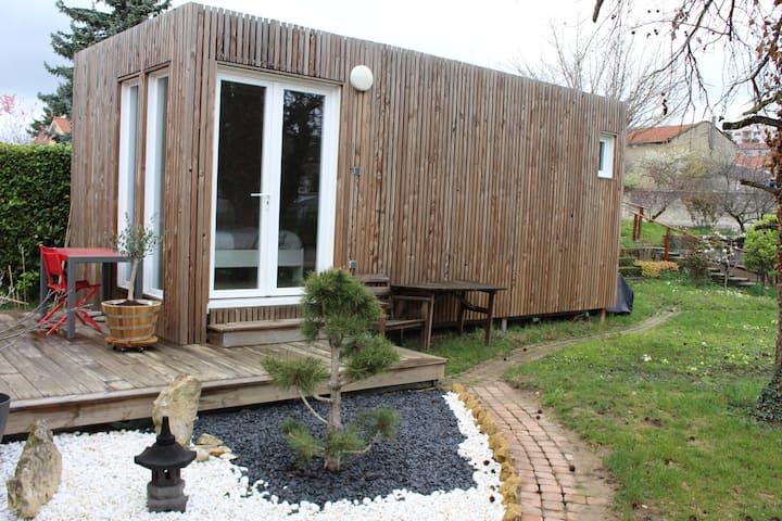Studio de jardin indépendant