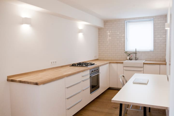 Helles, neues Apartment an der Elbe - Hambourg - Appartement