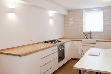 Helles, neues Apartment an der Elbe - Hamburgo - Departamento
