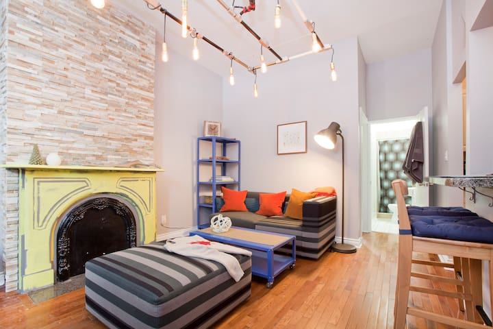 ⭐️Stylish Apartment on East side Downtown Toronto ...