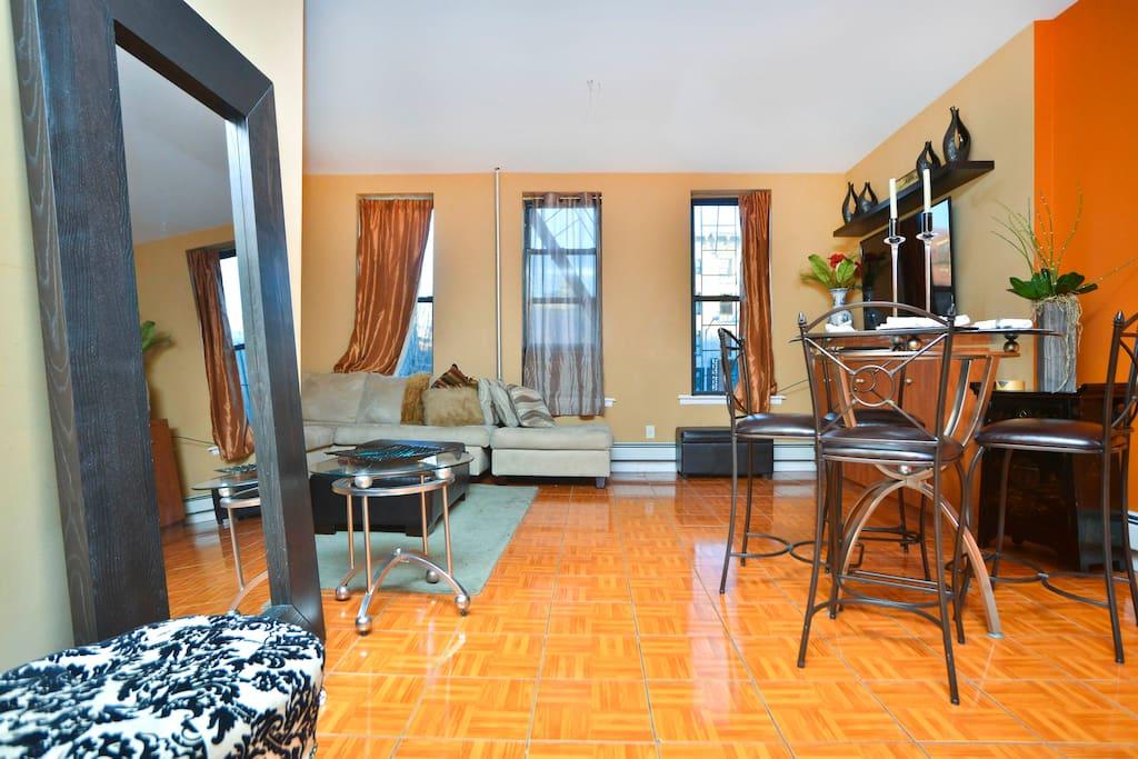 Sweet deal harlem2bdrm apt sleeps4 apartamentos en alquiler en nueva york nueva york estados - Apartamentos alquiler nueva york ...