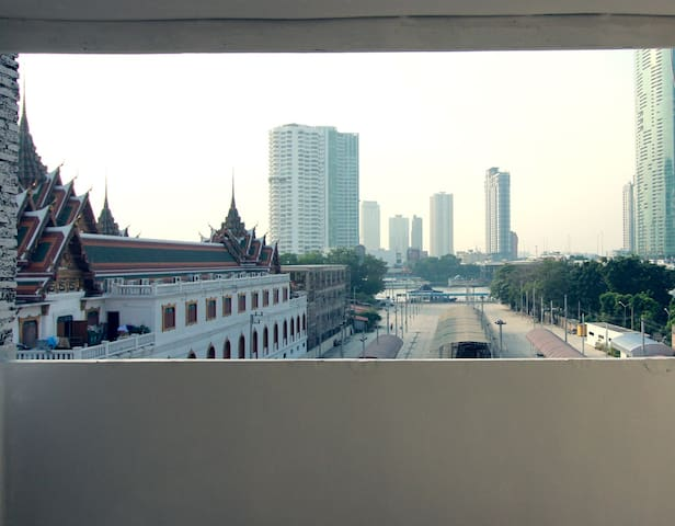 Suite with Balcony - Bangkok - Loft
