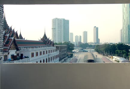 Suite with Balcony - Bangkok