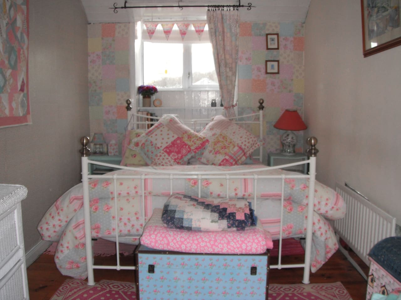 Cosy, romantic Bedroom