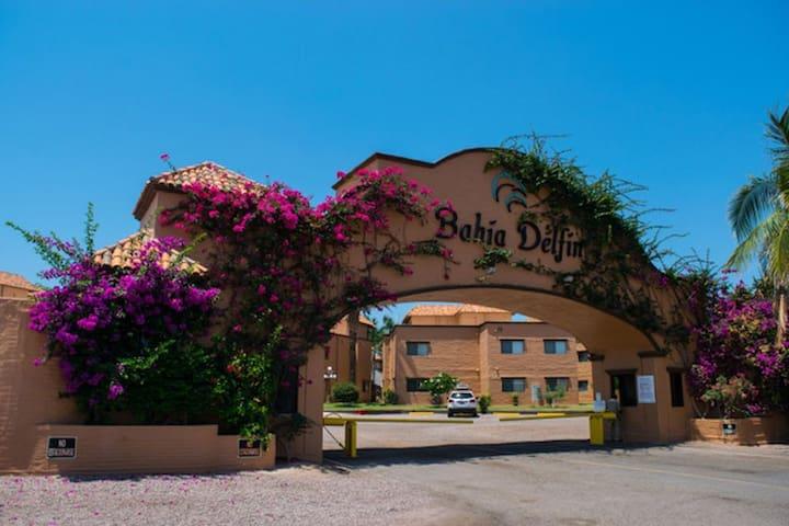 Condominio 252 en Bahia Delfin, San Carlos