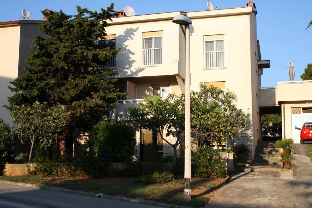 house Monte Paradiso
