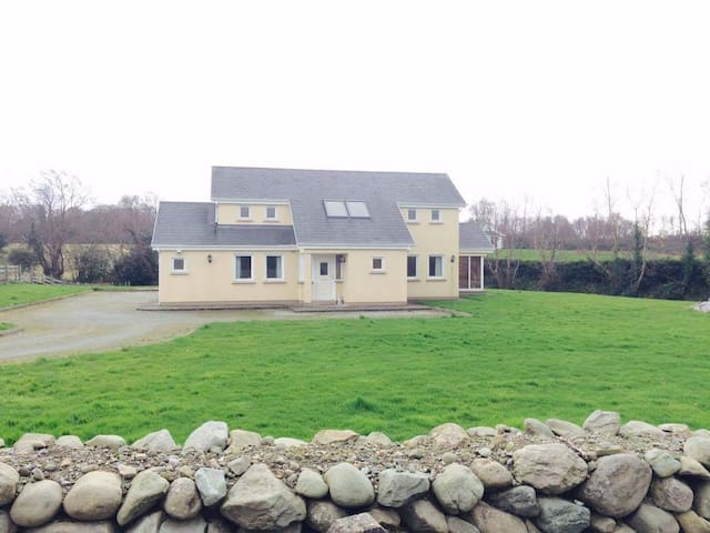 Large Self Catering Home, Ardeneanig, Killarney. - Kerry - Huis