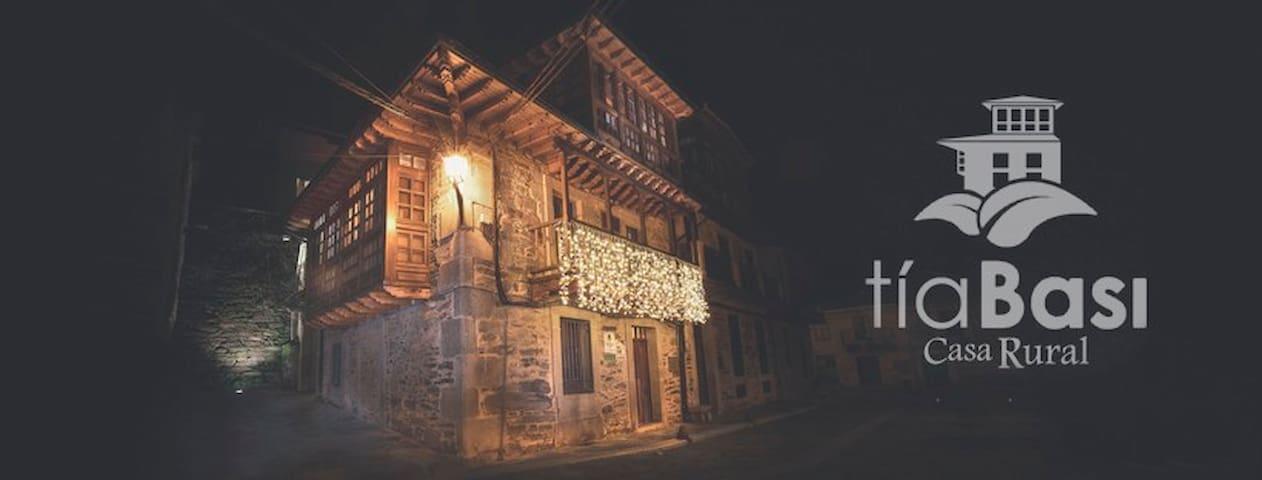 Alquiler Casa Rural Tía Basi Puebla de Sanabria