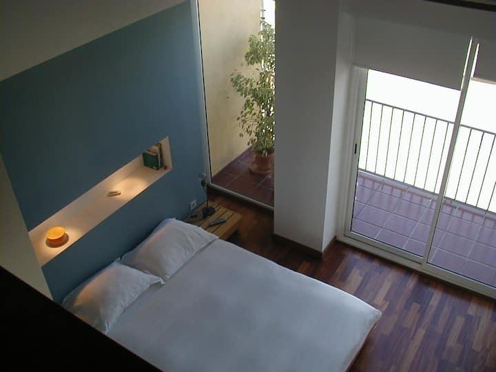 Lovely loft en Ruzafa